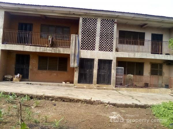 For Sale Very Cheap 4 Units Of 3 Bedrooms Property In A Strategic Location Close To Ojoo