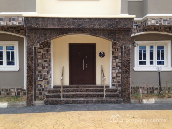 Newly Built 17 Units of 4 Bedroom Terrace Duplex with Boys Quarters, Behind Lento Aluminium, Life Camp, Gwarinpa, Abuja, Terraced Duplex for Sale