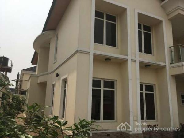 Duplex, Lekki Phase 1, Lekki, Lagos, Detached Duplex for Sale