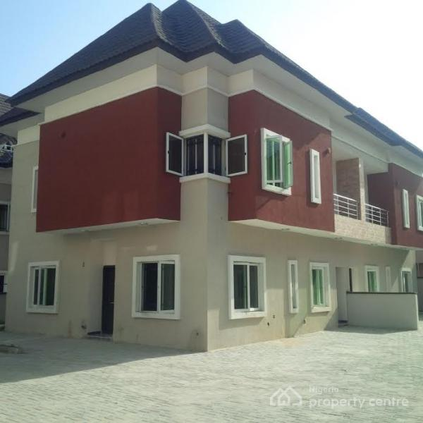For Rent: Brand New 4 Bedroom Semi-detached House With Bq
