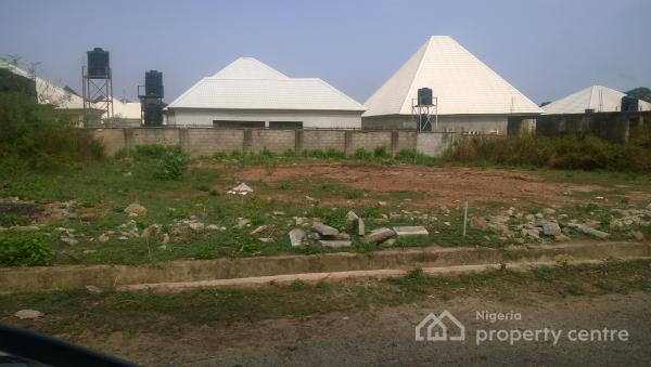 650sqm Plot of Dry and Well Located Land, Dabo Estate, Life Camp, Gwarinpa, Abuja, Residential Land for Sale