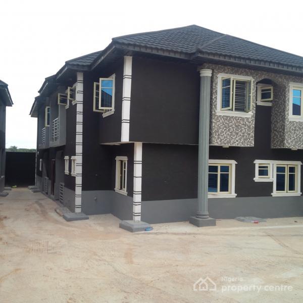 For Rent: Luxury 2 Bedroom Flat, Nuj 2, Near Berger, Ojodu