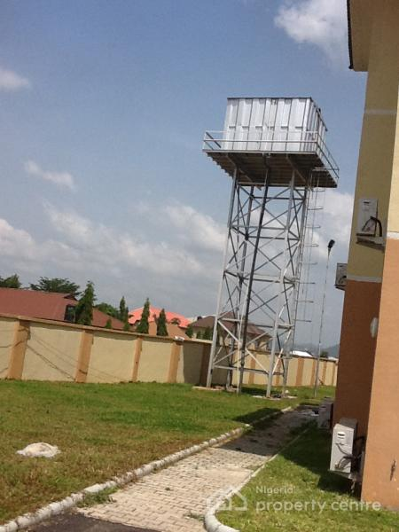 Superb Serviced and Well Built 3 Bedroom Flats with 1 Room Bq, By Army Post-service Housing Scheme, Kubwa, Abuja, Flat for Sale