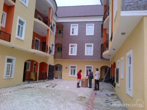 1: Tastefully Built 12 Units Of 3 Bedroom Apartment + Bq, Lekki, Lagos, 3 Bedroom Flat / Apartment For Sale