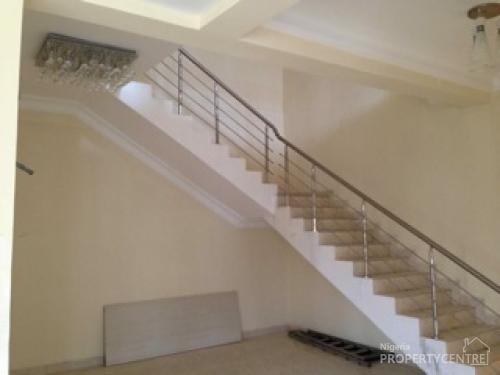 Cheap New Luxury 4 Bedroom Detached House Bq Lekki Lagos Next Legends International