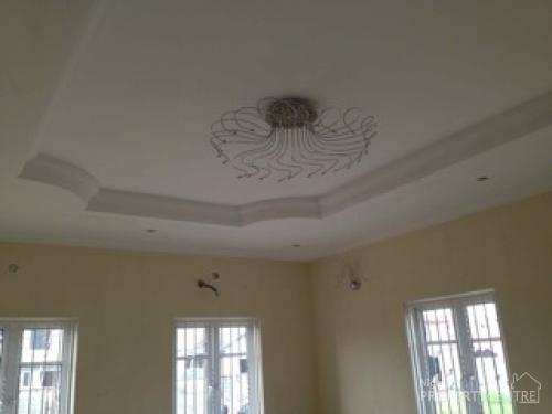 cheap new luxury 4 bedroom detached house bq lekki