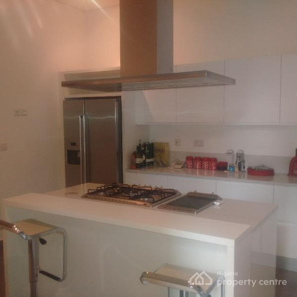 Luxury 3 Bedroom Apartment, Off Glover Road., Old Ikoyi, Ikoyi, Lagos, Flat / Apartment Short Let