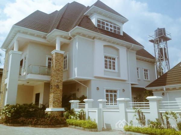For sale luxury finished 7 bedroom fully detached duplex for Duplex house plans with swimming pool