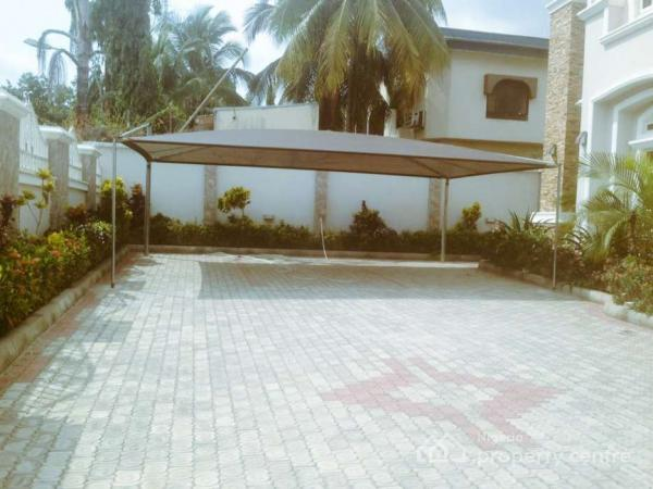 Luxury Finished 7 Bedroom Fully Detached Duplex with Swimming Pool, Maitama District, Abuja, Detached Duplex for Sale