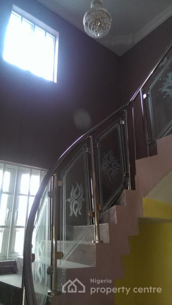 Lovely 4 Bedrooms Duplex in a Serene Estate, Road 3, Bafaj Estate Beside Mayfair Gardens, Ajah, Lagos, House for Rent