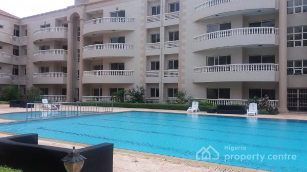 3 Bedroom Luxury Flat, Marion Apartment, Banana Island, Ikoyi, Lagos, Flat for Rent