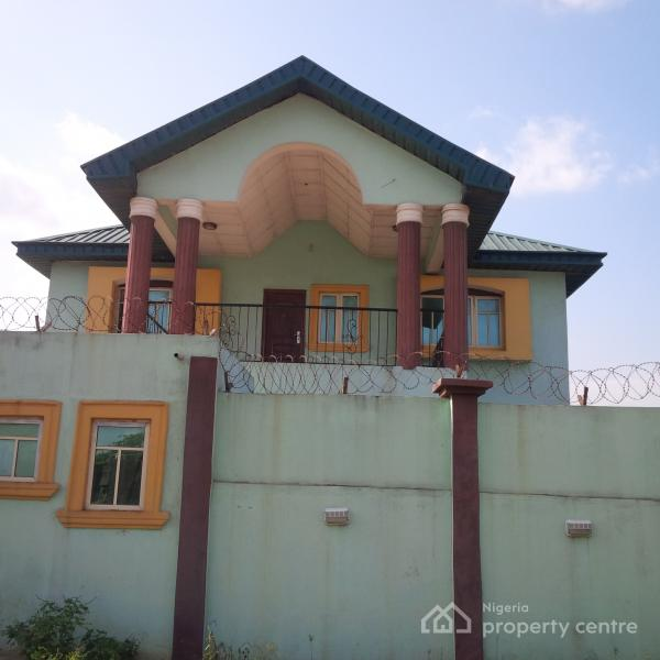 Www Duplexes For Rent Com: Very Spacious 4 Bedroom Duplex, Isheri North, Lagos