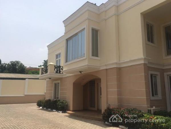 Luxury 4 Bedroom Duplex in Maitama, Maitama District, Abuja, Detached Duplex for Rent