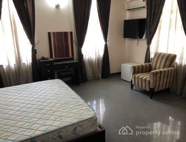 2 Bedroom Fully Serviced and Furnished Apartment, Asokoro District, Abuja, Flat for Rent