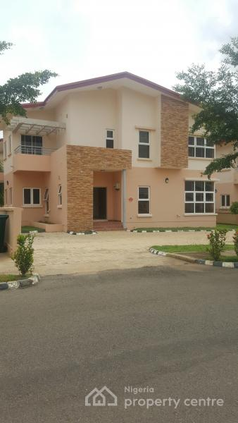 Premium 5 Bedroom Duplex with Excellent Facilities, Metro City Road, Apo, Abuja, Detached Duplex for Sale
