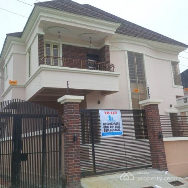Duplex Housing For Rent: 4 Bedroom Duplex With Bq , Ajah, Lagos