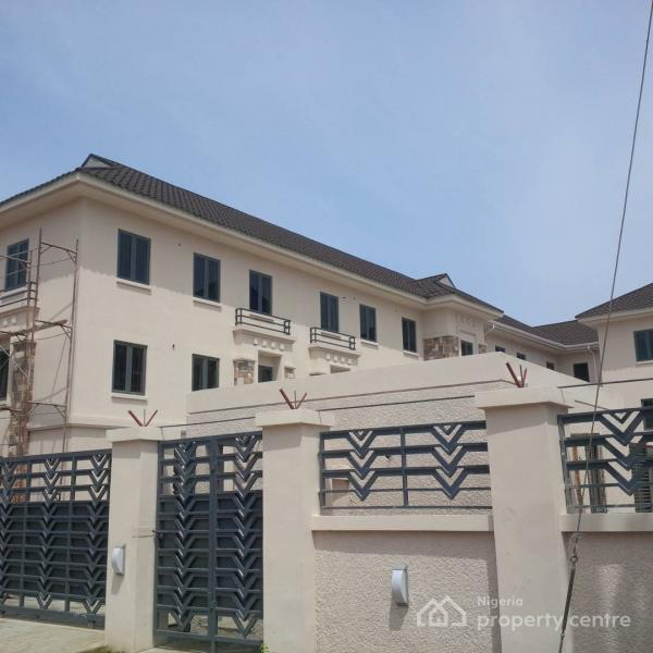 For Rent: Brand New & Exquisitely Finished 4 Units, 4