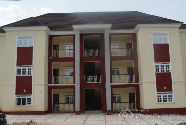 Luxury 3 Bedroom Flats, Sam Nujoma Housing Estate, Galadimawa, Abuja, Galadimawa, Abuja, Flat for Sale
