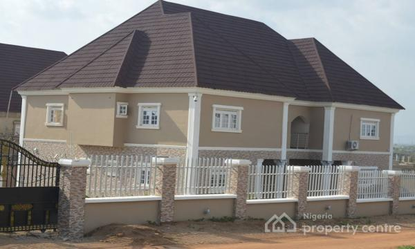 4 Bedroom Semi-detached Duplex, Sam Nujoma Housing Estate, Galadimawa, Abuja, House for Sale