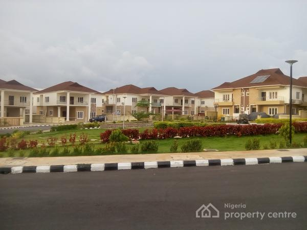 a Brand New 4 Bedroom Semi Detached Duplex with 1 Room Bq, Apo Gudu District, By Brains and Hammers Estate, Apo, Abuja, Semi-detached Duplex for Sale