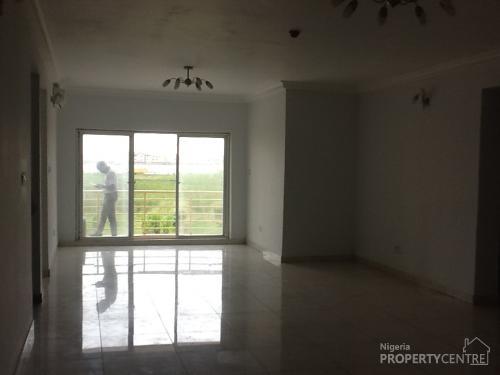 Serviced 4 Bedroom + Bq Flat For Sale Safe Court Estate Lekki Lagos