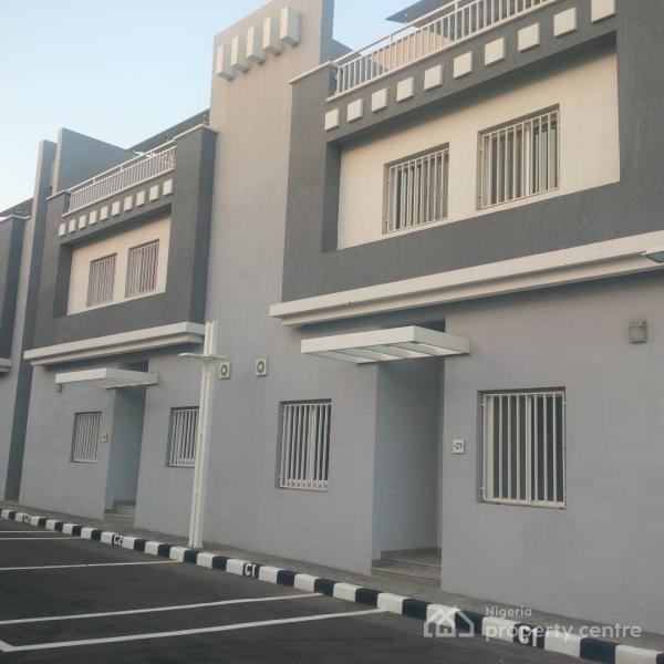 For Rent: Brand New, Luxurious 4 Bedrooms Terraced Duplex