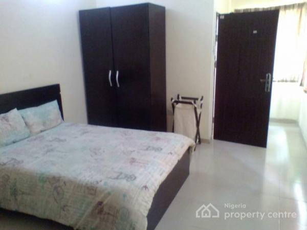 Affordable Furnished Studio Apartment (b) - Available Daily, 65,ajiran Road, Agungi, Lekki, Lagos, Self Contained (single Rooms) Short Let