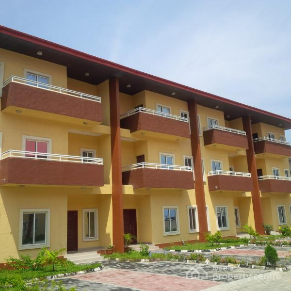 What Is A Bungalow Apartment: 4 Bedroom Terraced Bungalows For Sale In Lekki, Lagos, Nigeria