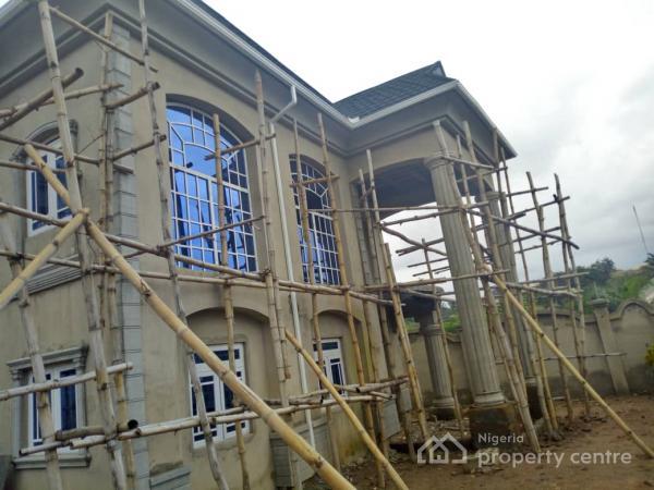 4 Bedroom Duplex, N.t.a Road, Ado-ekiti, Ekiti, House for Sale