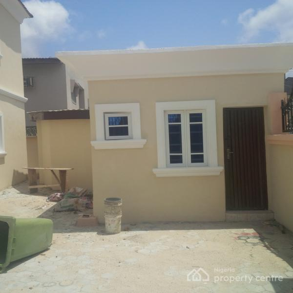 Www Duplexes For Rent Com: Corner Piece 4 Bedroom With Bq, Lekki, Lagos
