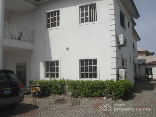 4 Bedroom Semi Detached House Plus a Room Bq, Behind Nepa Office, Lekki Phase 1, Lekki, Lagos, Semi-detached Duplex for Rent