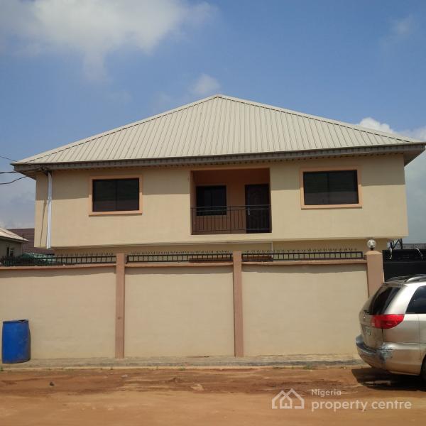 For Rent 4 Bedroom Duplex Voera Estate Via Berger Ojodu Lagos 4 Beds 4 Baths Ref 163678