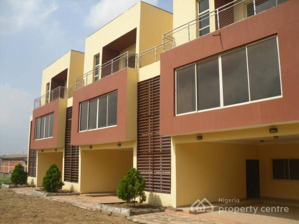 For sale 3 units of 6 bedroom semi detached duplex on one for Duplex units
