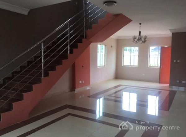 Luxury Brand New 4 Bedroom Luxury Duplex, Near American International School, Durumi, Abuja, Detached Duplex for Rent