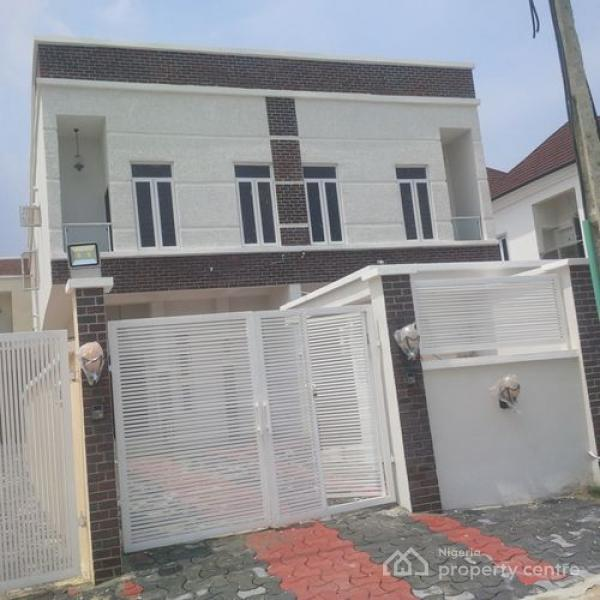 For sale 4 bedroom semi detached duplex chevy view for Kitchen cabinets for sale in lagos