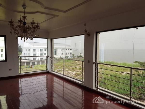 For Sale Waterview 5 Bedroom Detached House With Swimming Pool Zone J Banana Island Ikoyi