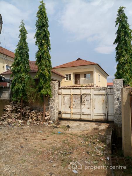 4 Units of 4 Bedroom Duplex, Behind Stanbic Ibtc, Opp Veterans Plaza, Kubwa, Abuja, Detached Duplex for Sale