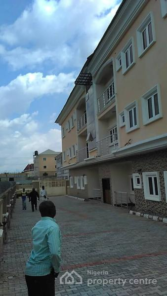 Pristine 3 Bedroom Flats with Exquisite Facilities, Behind Family Worship Church, Wuye, Abuja, Flat for Sale