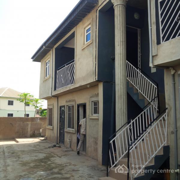 For Rent: 2 Bedroom Flat, Voera Estate, Near Berger, Ojodu