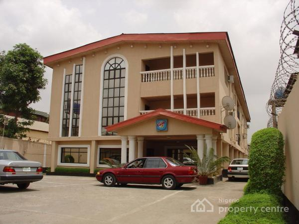 30 Rooms Functioning Hotel  at Ajao Estate, Ajao Estate, Isolo, Lagos, Hotel / Guest House for Sale