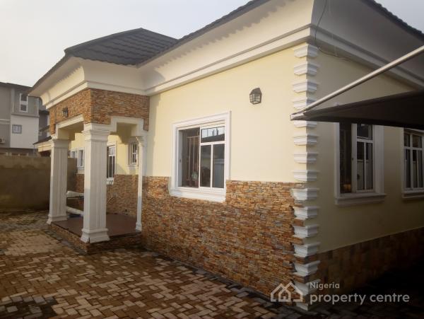 For sale superbly finished four 4 bedroom bungalow with for Four bedroom bungalow