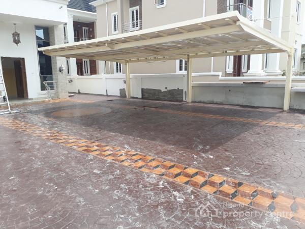 Executive 5 Bedroom Detached Duplex with Excellent Facilities, Megamond , Lekki County Estate, Lekki, Lagos, Detached Duplex for Sale