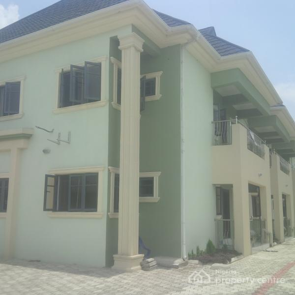 For sale 3 units of brand new 4 bedroom terrace building for Terrace building