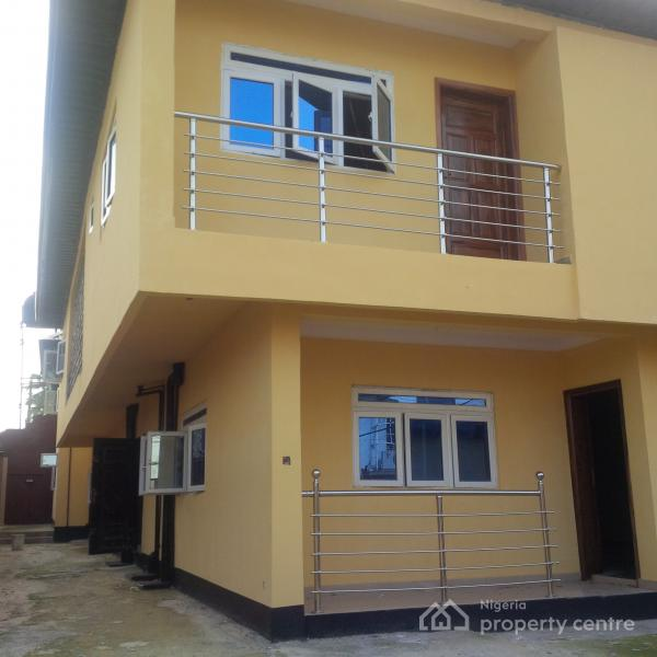 For Rent Block Of New And Excellently Finished 2 Bedroom Flats Anthony Maryland Lagos