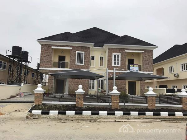 Delightful ... Large 5 Bedroom Semi Detached Duplex, (megamound) Lekky County Homes,  Within ...