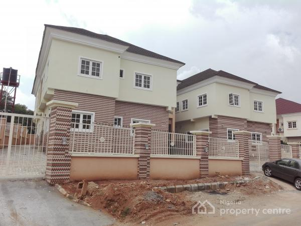 Brand New and Well Finished 8 Units of 2 Bedroom Flat, Nnpc Estate, Wuye, Abuja, Flat for Rent