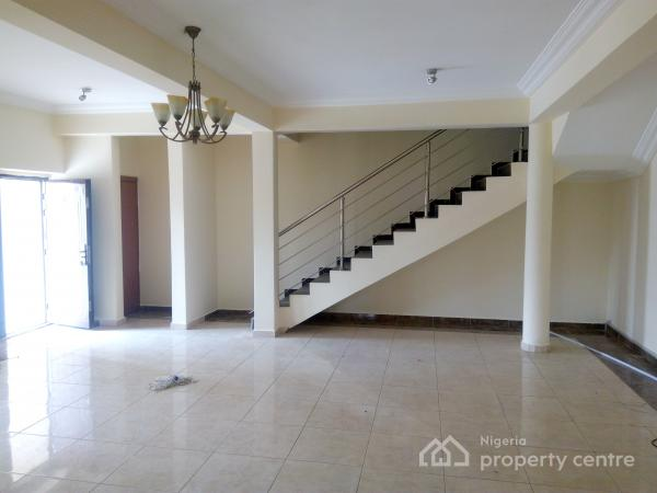 Nicely Finished 3 Bedroom Terrace Duplex with a Room Bq, Kaura, Abuja, House for Sale