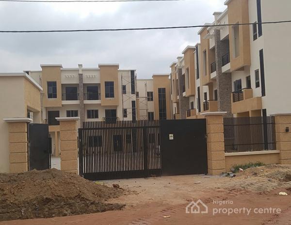 Umrah Banner: 4 Bedroom Terraced Duplexes In Gwarinpa, Abuja, Nigeria