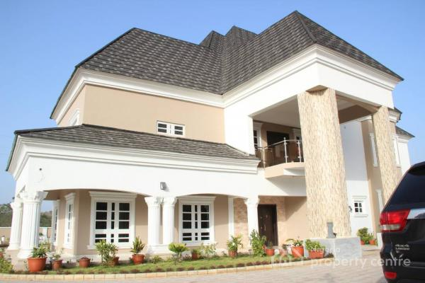 170054 for sale luxury 6 bedroom at guzape detached duplexes for sale