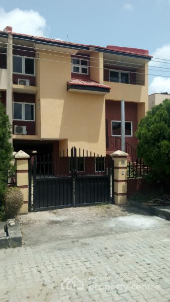 Terraced Duplexes For Rent In Sangotedo Ajah Lagos Nigeria